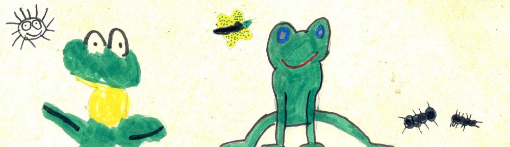 Les grenouilles